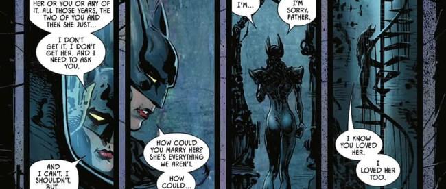 Batman/Catwoman #7 Review