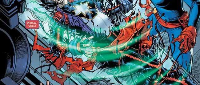 Captain Marvel #32