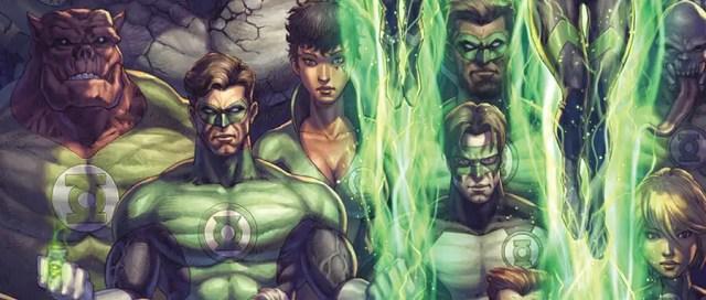 Green Lantern #9 Cover