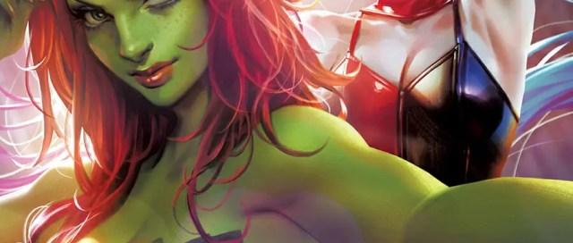 Harley Quinn #10 Cover