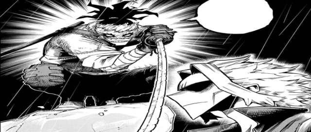 My Hero Academia Chapter 326 Who Are You Really
