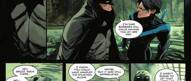 Nightwing #84 Review