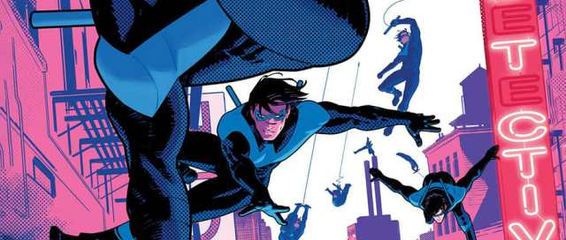 Nightwing #87 Cover