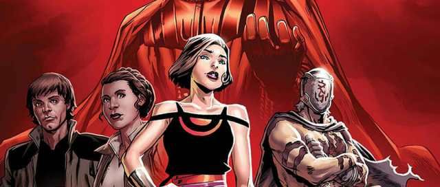 Star Wars: Crimson Reign #1 Cover