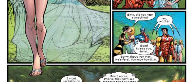 X-Men: The Trial Of Magneto #2 Review