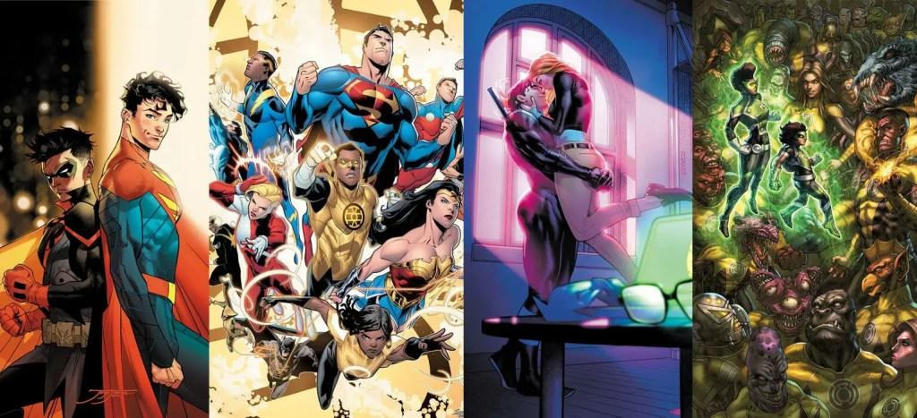 DC Comics January 2022 Solicitation Analysis