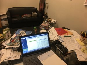 Matt Hawkins Workspace 1