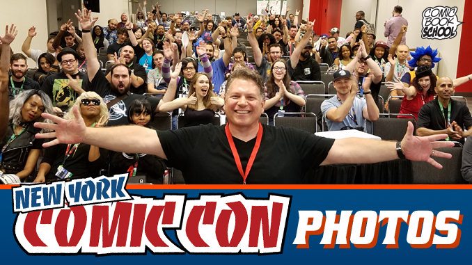 NYCC 2017 Photo Gallery Header Image