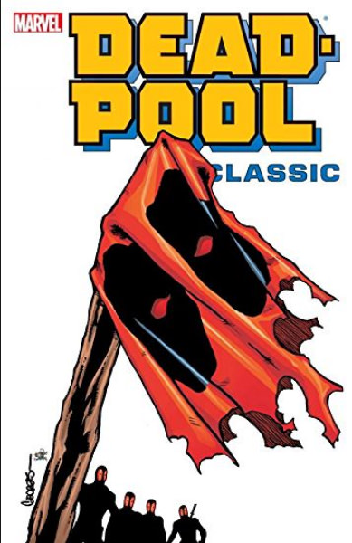 Deadpool Classic Vol 8