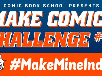 Make Comics Challenge #2 Header