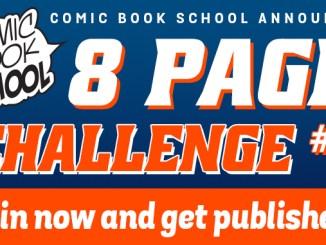 8 Page Challenge Header