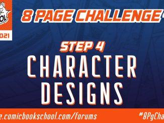Step 4 Character Designs header
