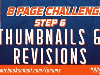 Header image for Step 6 Thumbnails & Revisions