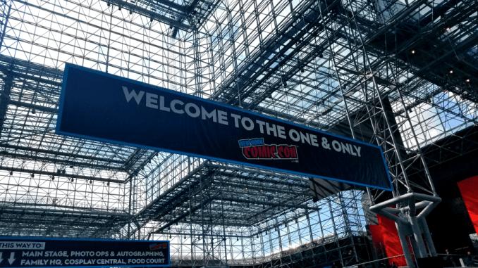 NYCC 2021 - Main Banner 1