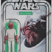 Star Wars Vol 2 #60 Action Figure Variant