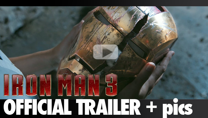 Iron Man 3 Official Trailer 2