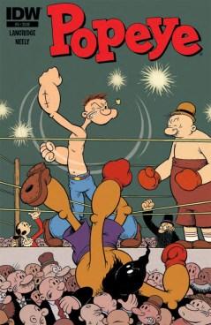 IDW - Popeye #3