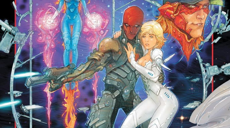 Review: Red Hood and the Outlaws Vol. 2- The Starfire