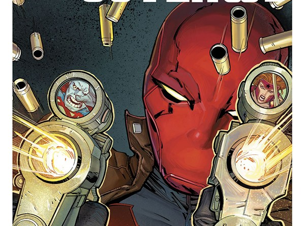 Review: Red Hood and the Outlaws Vol. 1- Dark Trinity