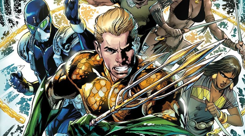 Review: Aquaman and the Others Vol. 1- Legacy of Gold