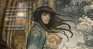 Review: Monstress Vol. 2- The Blood