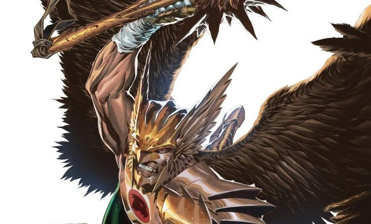 Review: The Savage Hawkman Vol. 1- Darkness Rising