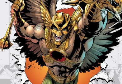 Review: The Savage Hawkman Vol. 2- Wanted