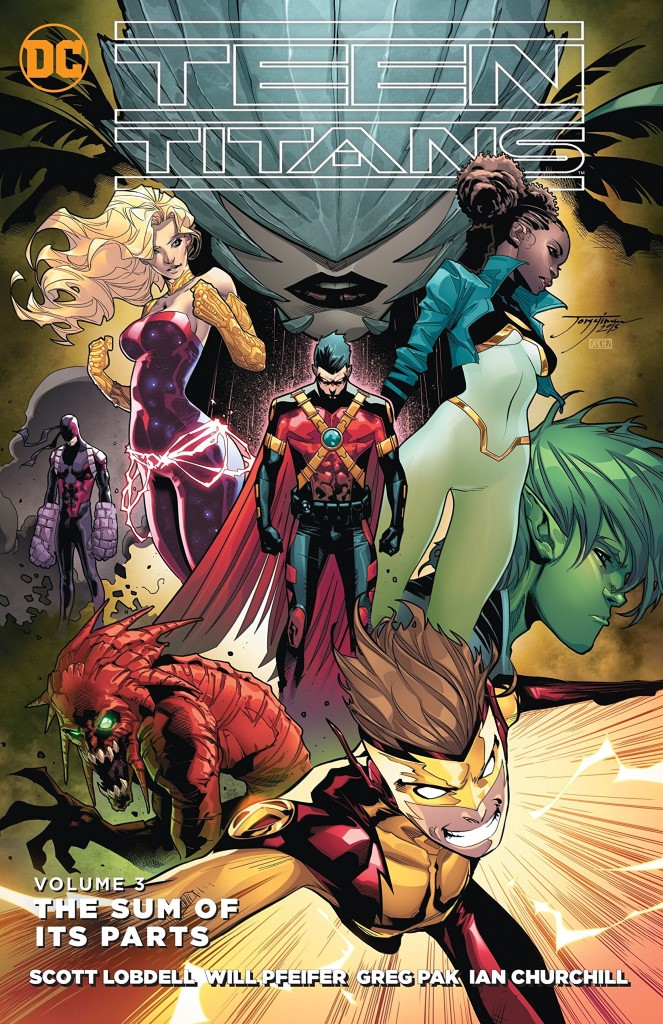Teen titans the sum of his parts You will