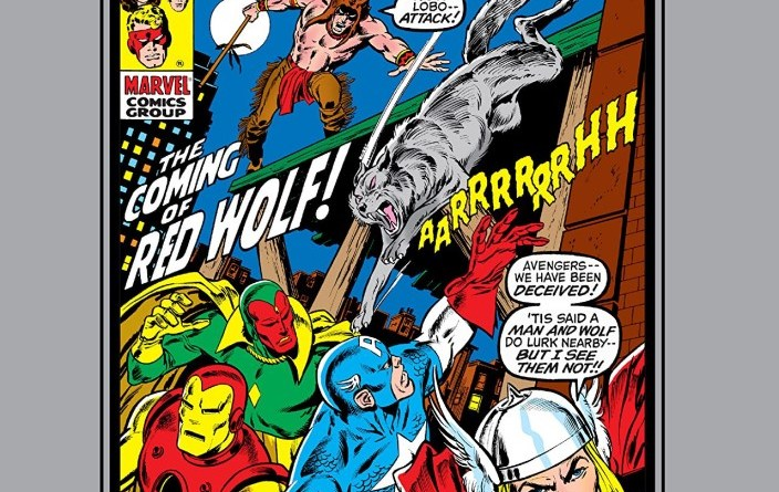 Classic Review: Marvel Masterworks- Avengers Vol  9 - ComicBookWire