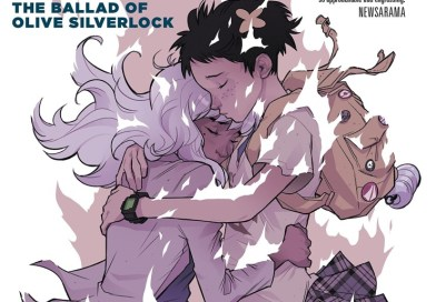 Review: Gotham Academy Second Semester Vol. 2- The Ballad of Olive Silverlock