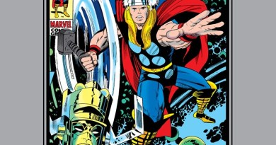 Classic Review: Marvel Masterworks- The Mighty Thor Vol. 7