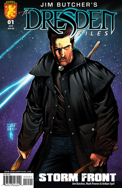The Dresden Files: Storm Front #1