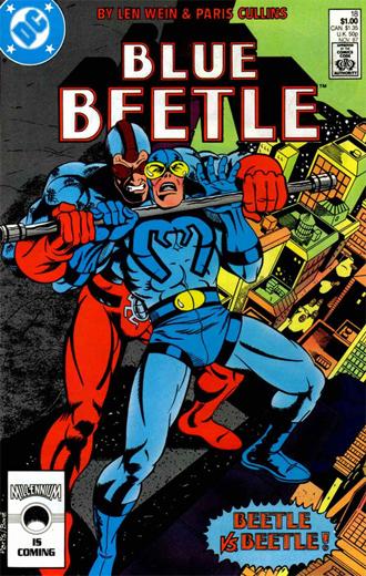 Blue Beetle #18 (Nov. 1987)
