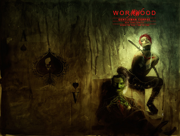 Wormwood, Gentleman Corpse: Down The Pub