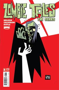 Zombie Tales #8