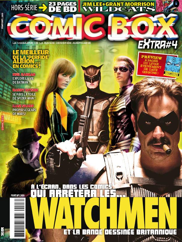 Comic Box Extra #4