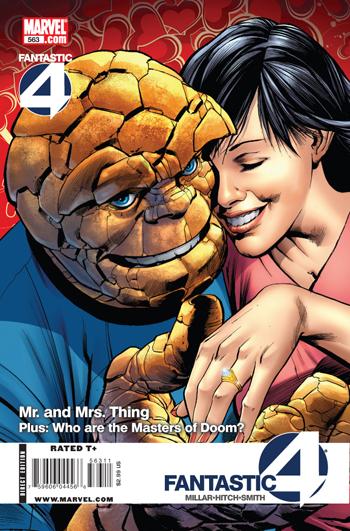 Fantastic Four #563