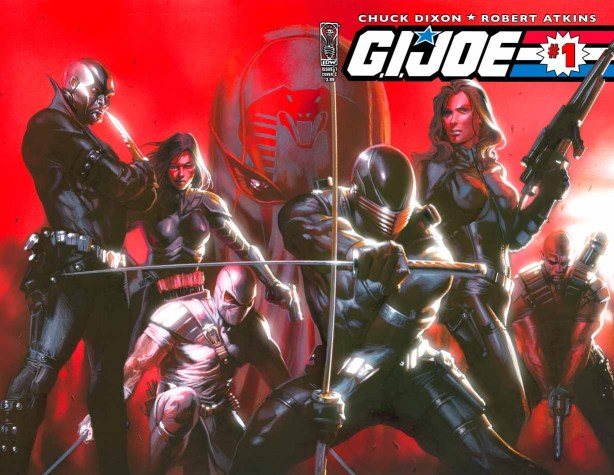 IDW's G.I. Joe Launches In January 2009
