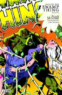 Now In Hardcover: Saga Of The Swamp Thing Book 1