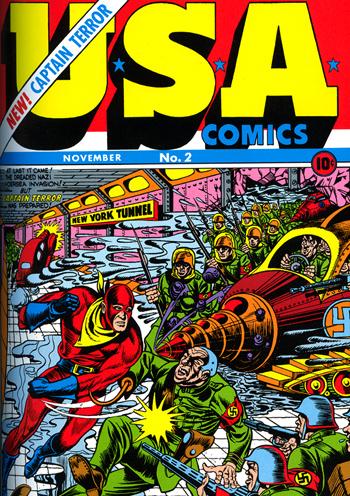 U.S.A. Comics #2 (Nov. 1941)