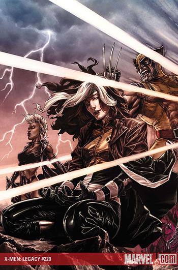 X-Men: Legacy #220