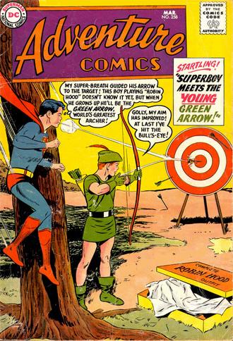 Adventure Comics (Mars 1959)