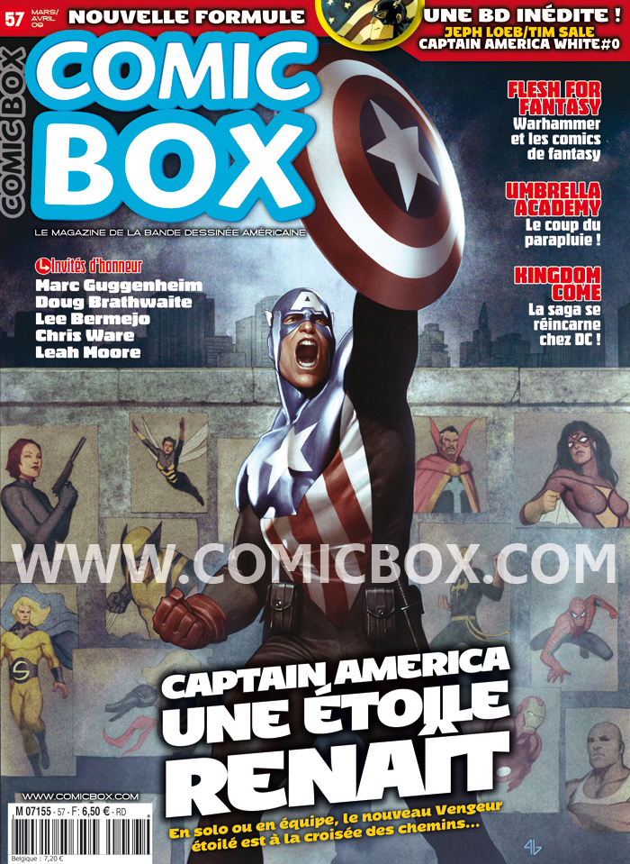 Comic Box #57