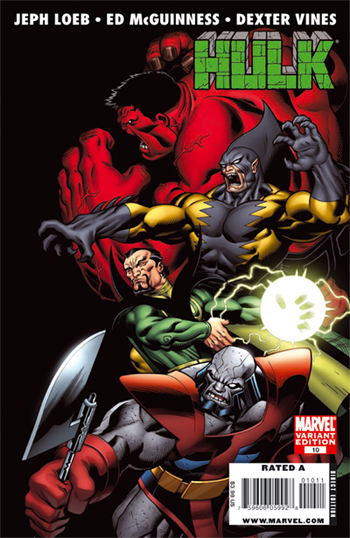 The Hulk #10