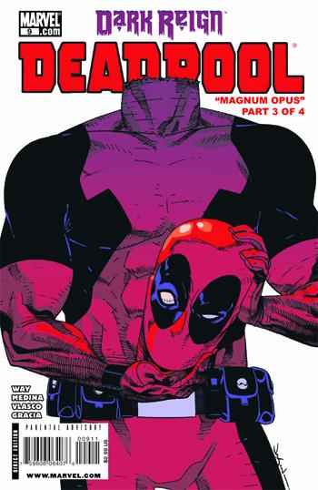 Avant-Première VO : Review Deadpool #9