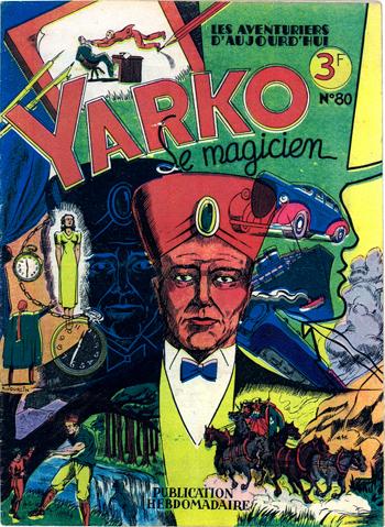"""Yarko le Magicien"""
