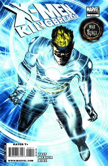 X-Men: Kingbreaker #4