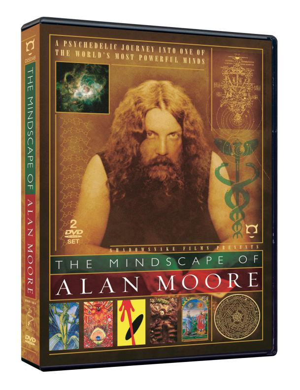 """Mindscape of Alan Moore"""