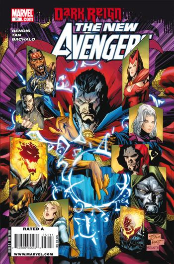 New Avengers #51