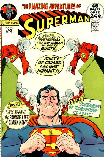 Superman #247 (Jan. 1972)